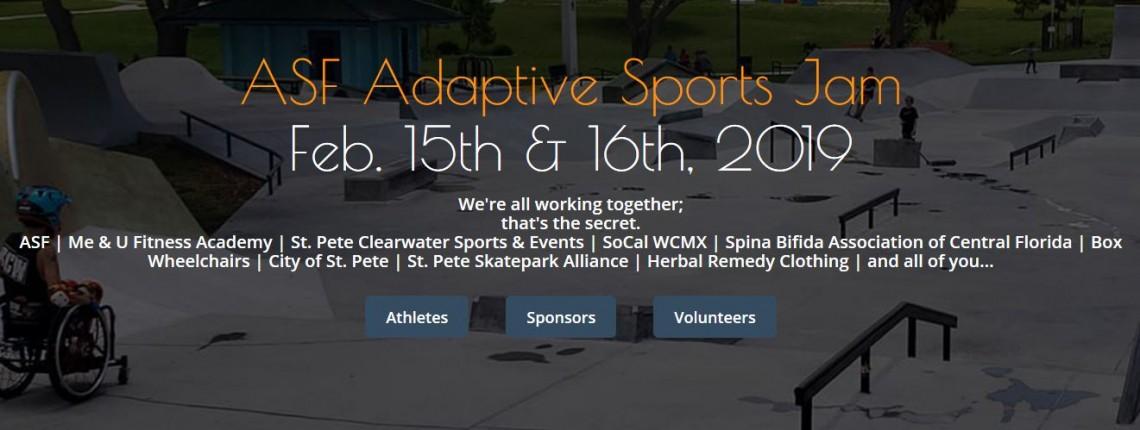 ASF Adaptive Sports Jam