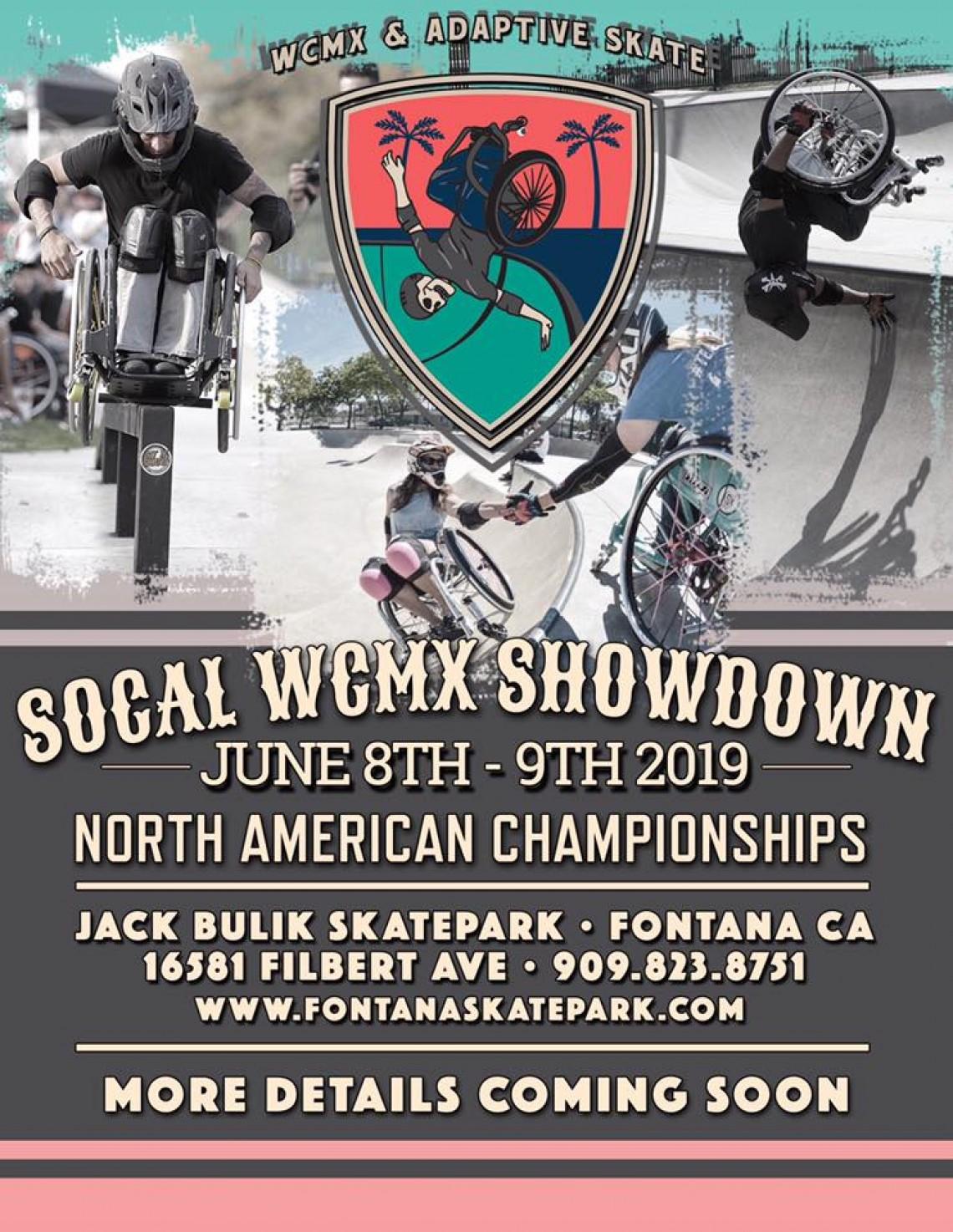 Socalwcmx Showdown, Fontana California