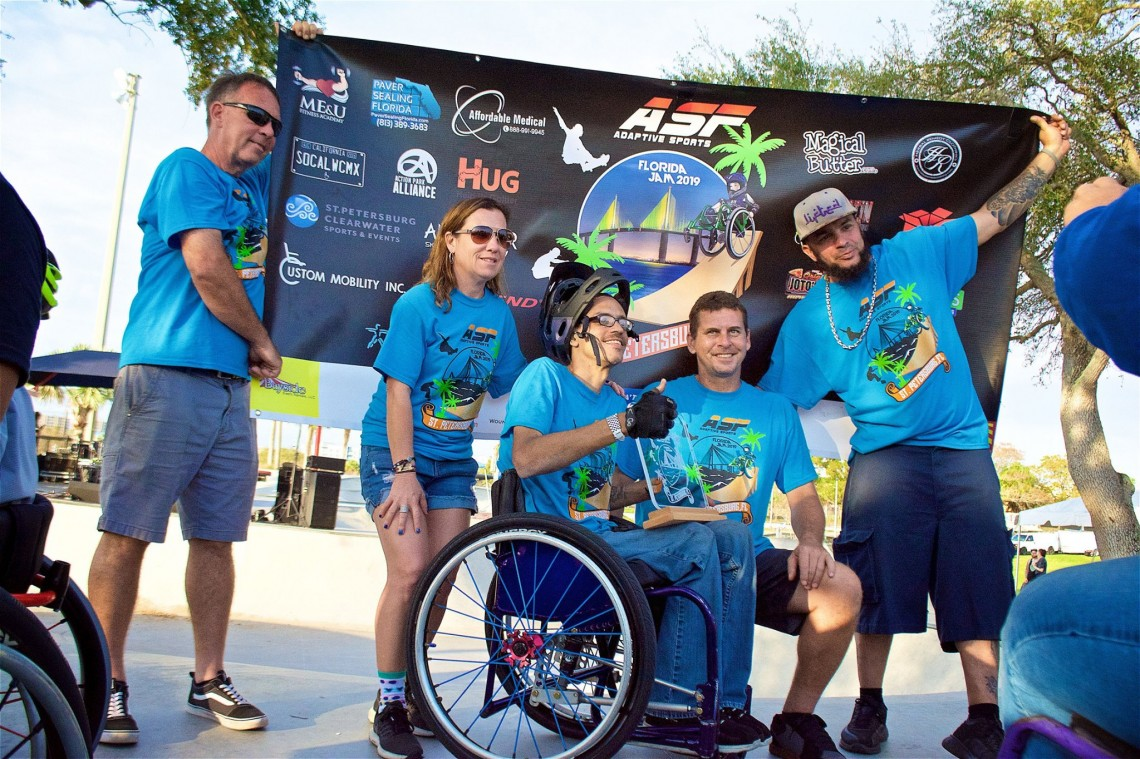 ASF Adaptive Sports Jam 2020