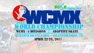 Live Stream: 2017 WCMX World Championships Day 1