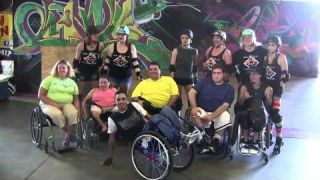 Wheel On Up for Spina Bifida