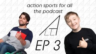 EP 3 Aaron Wheelz [Action Sports For All]